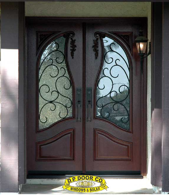 Front entry doors french doors patio doors milgard for French doors front entrance