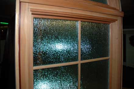 Milgard Essence Wood Window