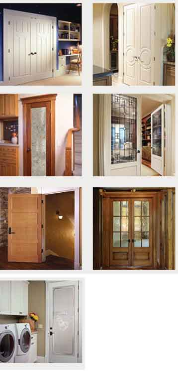 simpson interior glass doors