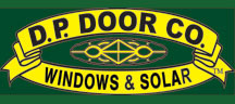 dp door logo