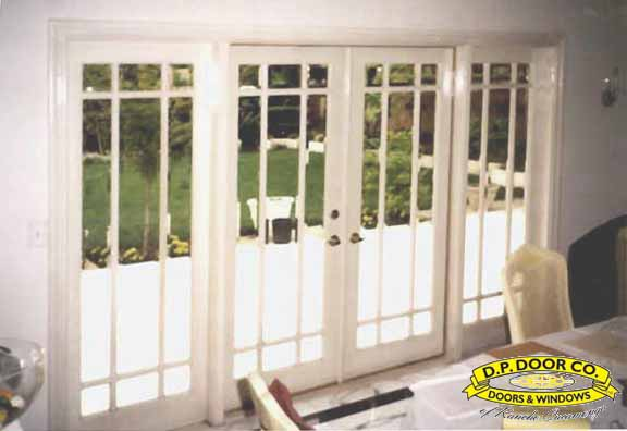 Superior ... 10u0027 French Doors With Marginal Grid And Beveled Glass ...