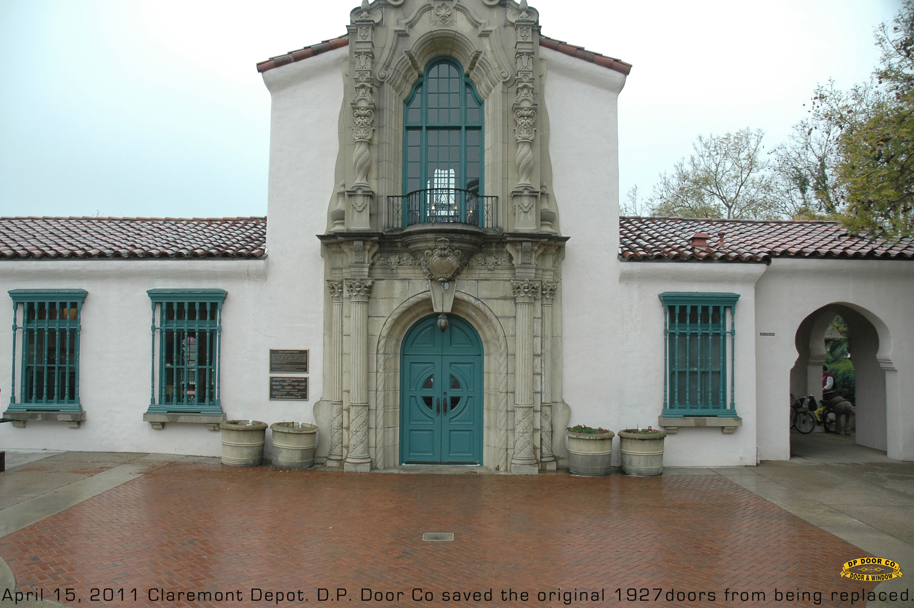 Claremont Train Depot