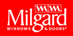 milgard windows replcement window logo